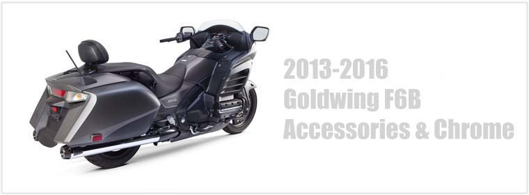 Goldwing F6B Accessories