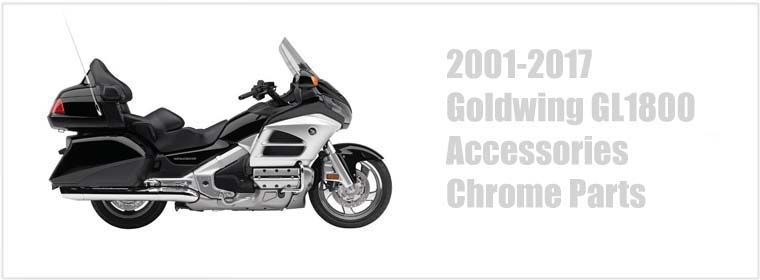 Goldwing GL1800 Accessories