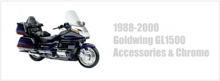 Goldwing GL1500 Accessories