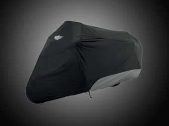 Goldwing Touring Cover Black-Charcoal