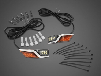 GT Tour Cowl Light for Goldwing GL1833
