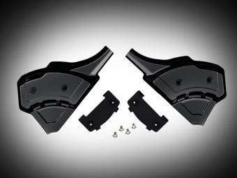 Black Vented Caliper Covers for Goldwing GL1833
