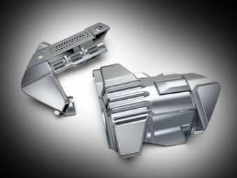Chrome Engine Covers for Goldwing GL1833