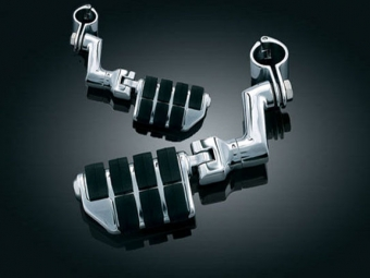 "Offset Highway Dually Pegs With 1-1/4""Clamp"