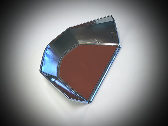 Twinart License Light Lid for Gold Wing