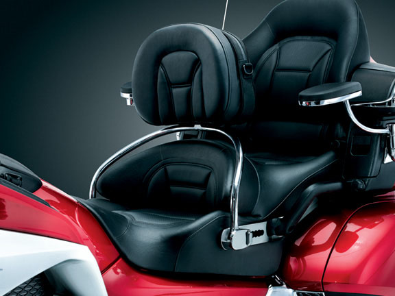 kuryakyn  revolution driver backrest  goldwing gl