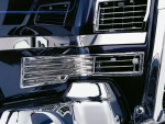 Goldwing GL1500 Chrome Hot Air Vents