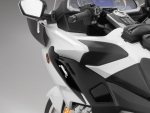 Upper Wind Deflectors for Goldwing GL1833