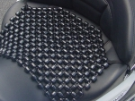 goldwing driver beaded seat cover