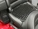goldwing passenger beaded set cover