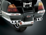 Goldwing GL1800 Triple Exhaust Extensions