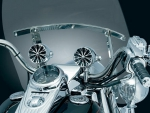 Motorcycle Handlebar Speakers Sound Of Chrome