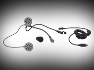 Universal Motorcycle Headset with 5 Pin Cord