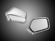 Chrome Replacement Mirrors for Goldwing GL1500