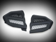 Black Omni Transmission Covers for Goldwing GL1833