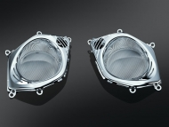 Goldwing GL1800 F6B Speaker Grills with Lights