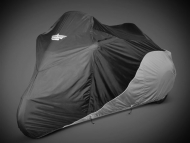 Ultragard XL Goldwing Trike Cover - Black Charcoal