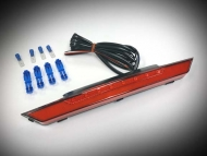 Central Tail Light Trim with LED Running and Brake Light for Goldwing GL1833