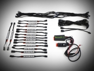 Goldstrike Shock and Awe LED Light Kit for Goldwing