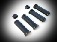 Black Goldstrike Grips for Goldwing