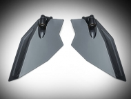 Kuryakyn Adjustable Upper Air Deflectors for Goldwing GL1833