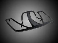 Black Kuryakyn Luggage Rack
