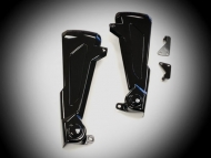 Goldstrike Front Fork Leg Covers for Goldwing GL1833 - Black
