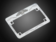 Goldwing Eagle License Plate Frame