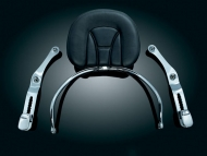 Revolution Driver Backrest for Goldwing GL1800
