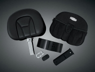 Plug-N-Go Driver Backrest for Goldwing GL1800