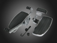 Goldwing GL1800 F6B Valkyrie Rivco Driver Floorboard Kit