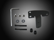 CB Radio Mounting Bracket for Honda Silverwing